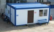 Объемно-модульные здания КПП