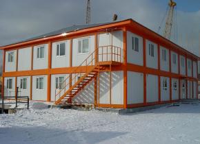 Модульное здание: степень огнестойкости