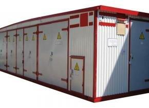 Степень огнестойкости блок-контейнера
