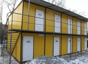 Продажа модульных зданий фото