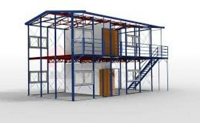 Как сделать из сооружения здание
